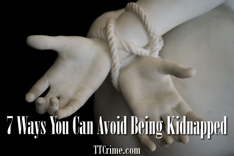 7 Ways You Can Avoid Being Kidnapped In Trinidad & Tobago